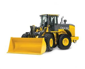 4 Yard Articulating Wheel Loader