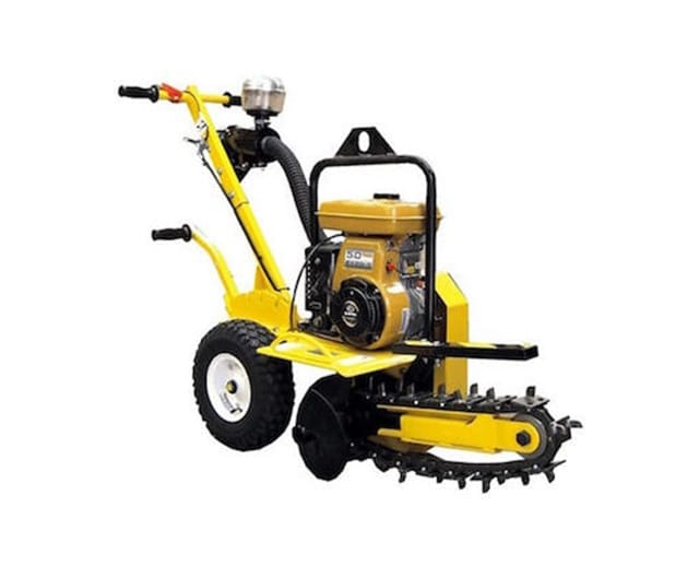 24 in, Walk-Behind Trencher