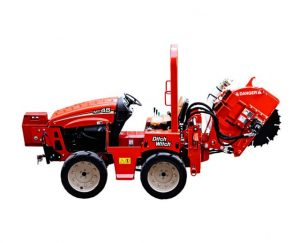 36 Inch, Ride-On Trencher