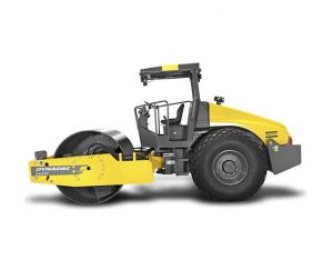 84 Inch, Smooth, Single Drum, Ride-On Roller