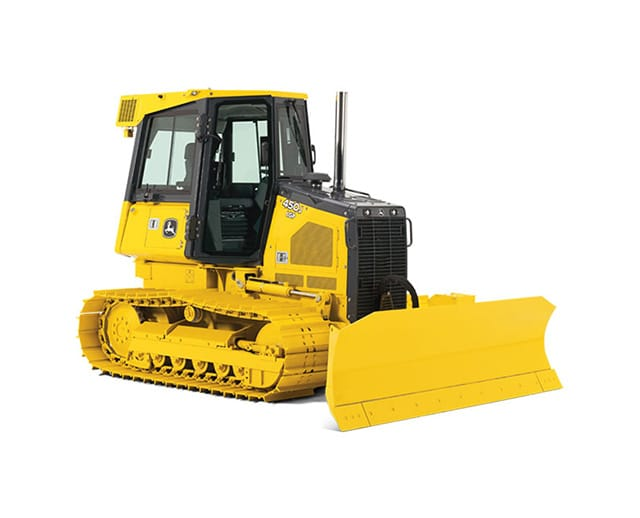 80 – 89 Hp, Bulldozer