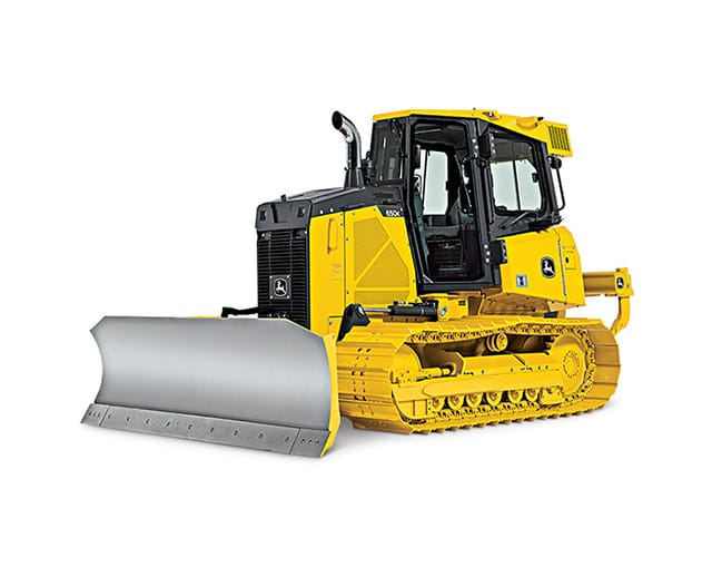 100-119 Hp, Bulldozer