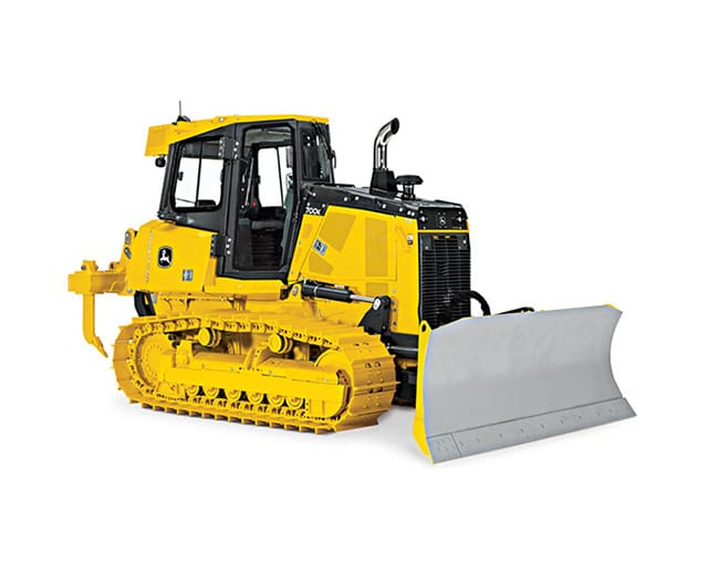 120 - 130 Hp, Bulldozer