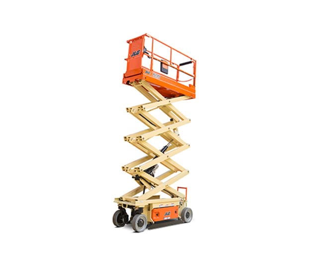 26 ft, Narrow, Electric Scissor Lift