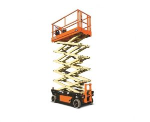 32 ft, Narrow, Electric Scissor Lift
