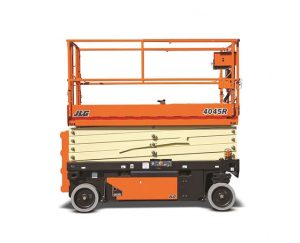 40 ft, Narrow, Electric Scissor Lift