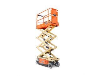 19 ft, Narrow, Electric Scissor Lift
