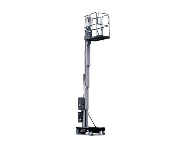 15 ft, Single, Push Around Manlift