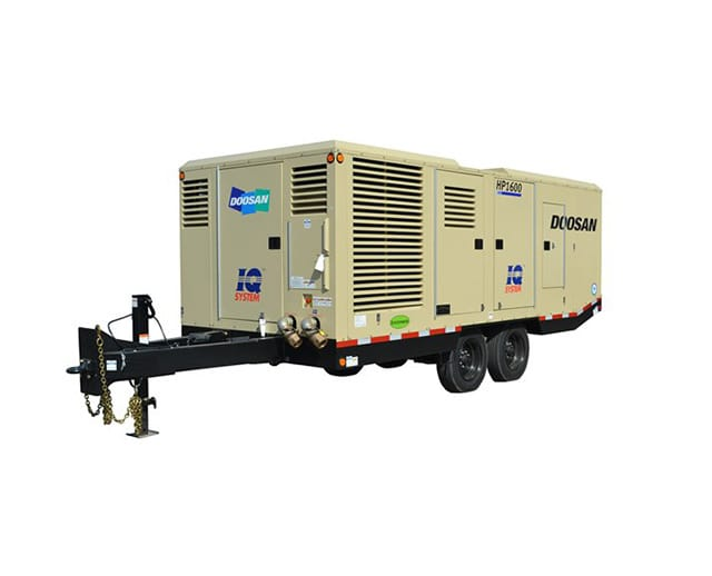 1,600 Cfm, Air Compressor