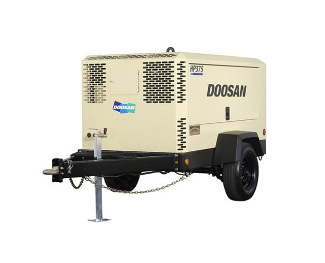 375 Cfm, Air Compressor