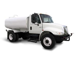 2,000-2,999 gallon, Water Truck