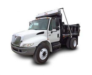 5-6 Yard, Dump Truck