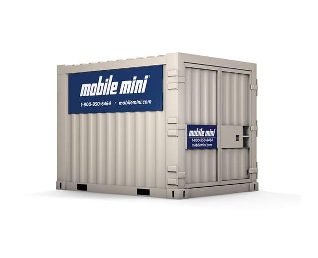 8 ft X 10 ft, Single Door, Storage Container