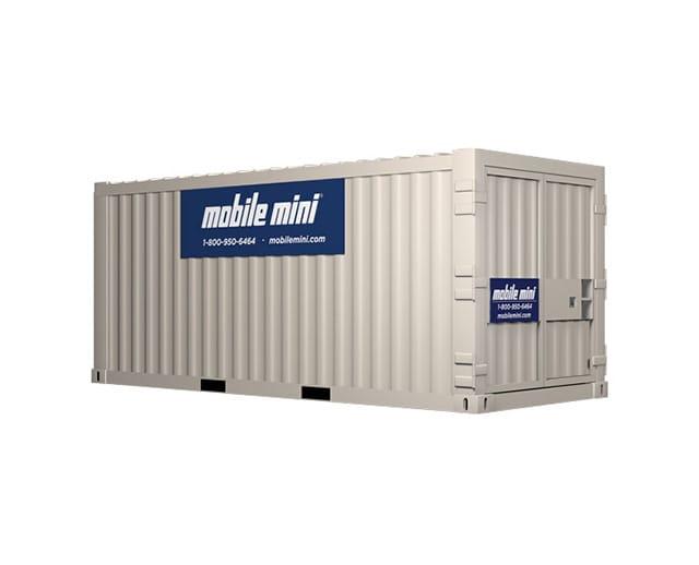8 ft X 40 ft, Single Door, Storage Container