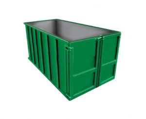 10 Yard Dumpster - 1 Ton Max - Construction