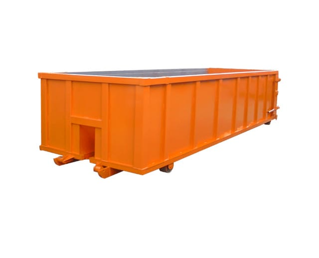 30 cu yd, 3 ton Max, Construction Dumpster