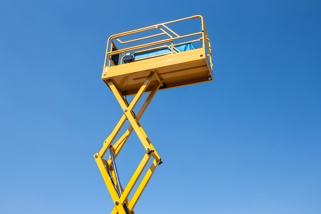 Figuring Out What Type of Scissor Lift You Need