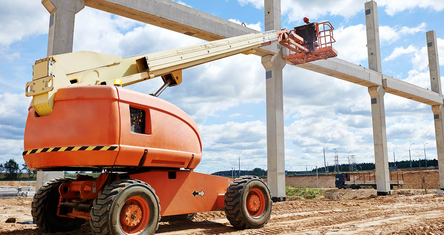 Types of Construction Lifts and Boom Lifts