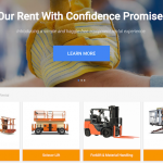 BigRentz Unveils New Website with Rent with Confidence Promise
