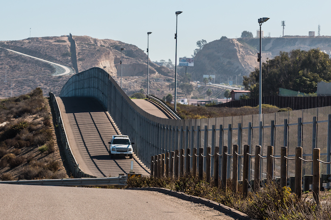 It's Begun: Federal Government Begins Designing Prototype Border Wall in San Diego