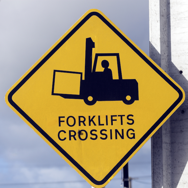 The Popularity of Forklifts