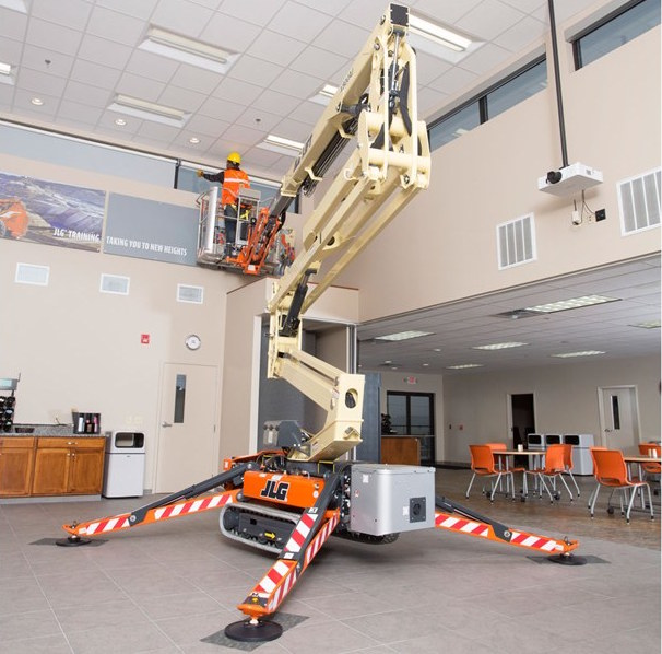 Top Compact Crawler Boom Lift for 2013