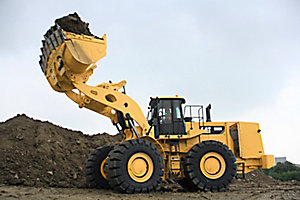Caterpillar 986K Wheel Loader