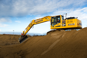Komatsu PC210LCi-11 Excavator