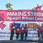 Team BigRentz Surpasses Fundraising Goal for American Cancer Society Making Strides Against Breast Cancer
