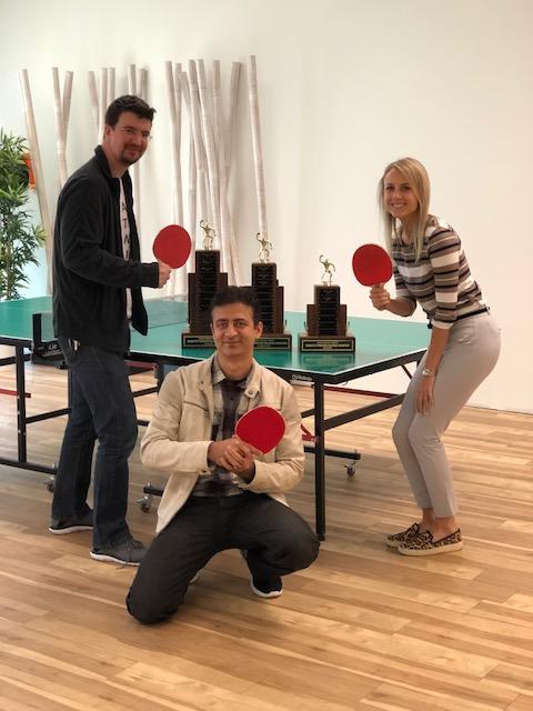BigRentz Ping Pong Palooza 2017