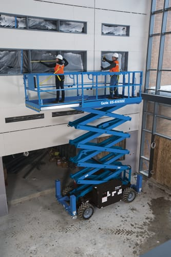 genie gs-4069-be scissor lift