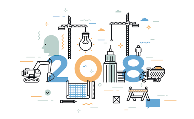 Construction Trends Shaping The Face Of 2018 (Infographic)