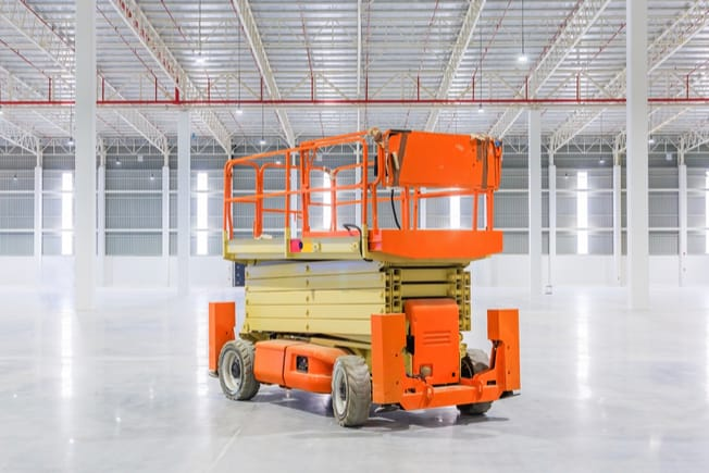 Why Scissor Lifts Are a Safe Choice