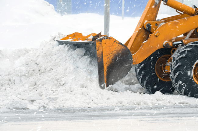 Working in the Winter: How to Stay Safe and Keep Equipment in Good Shape