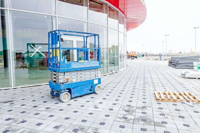 5 Unexpected Jobs That Use Scissor Lifts