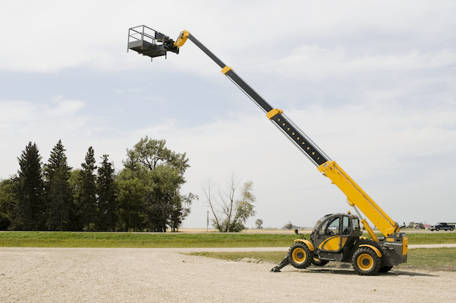 How Versatile Is a Telehandler?