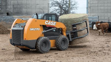 CASE SR270