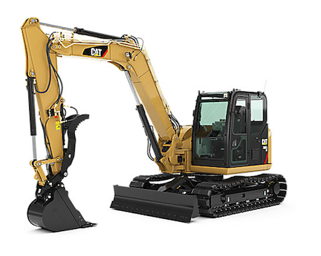 Mini Excavator Rental | BigRentz