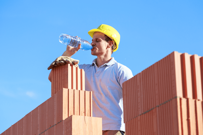 Preventing Dehydration and Heatstroke During Hot-Weather Conditions