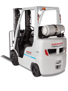 Nissan Cushion Tire Forklift