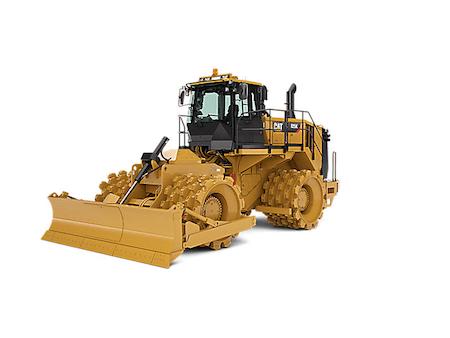 CAT 825K