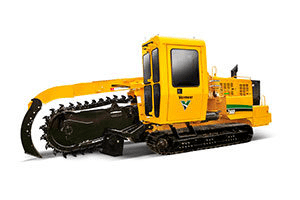 Vermeer T555 Track Trencher