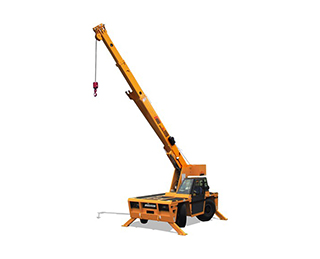 10 Ton, Carry Deck Crane