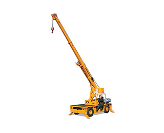 4 ton, Carry Deck Crane