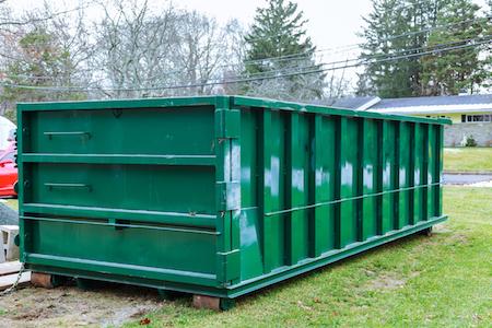 Large Dumpster