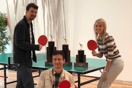 BigRentz Ping Pong Tournament