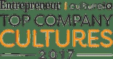 Entrepreneur Top Company Cultures