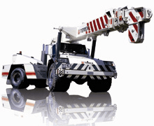 Terex Pick & Carry