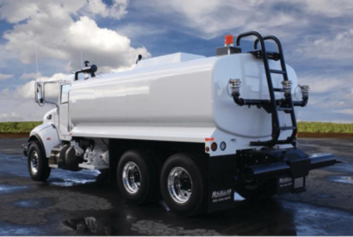 McLellan Water Truck