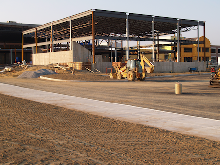 Institutional Construction Industry